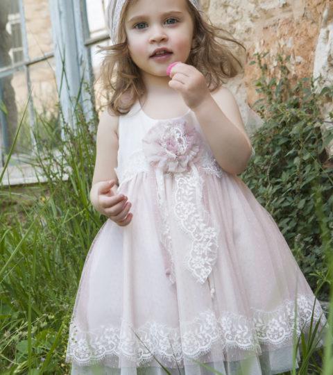 27ab1f76b60b makis tselios φορεμα βαπτισης μεσατο σαπιο μηλο