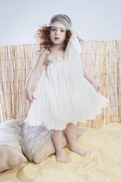 ca94ee8f2ae7 Ρούχα βάπτισης φορεμα κοριτσι Makis Tselios Baby K-23